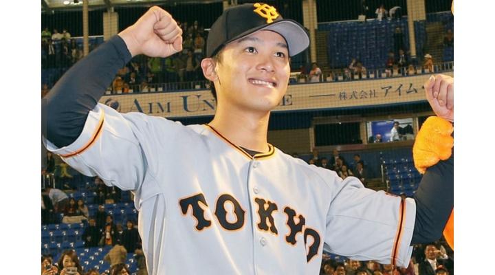 巨人・石川慎吾 .308(65-20)3本7打点 出塁率.357 長打率..523