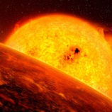 『宇宙レベルだと太陽って小さすぎることがわかった』の画像