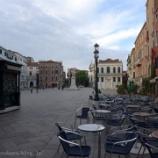 『イタリア ヴェネツィア旅行記14 サン・マルコ広場は早朝行くに限る』の画像