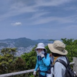 『長崎市の山「金比羅山」』の画像
