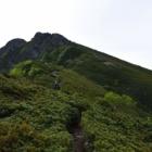 『日本百名山 塩見岳へ☆その3 塩見岳山頂♩』の画像
