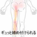 『脚が1日10回ほど攣る 室蘭登別すのさき鍼灸整骨院 症例報告』の画像