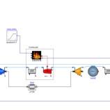 『1軸ターボジェット, ボリューム効果入りで動作[その1]』の画像