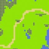 『google地図がドラクエに』の画像