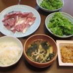 食事と食費と体重のブログ