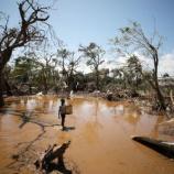 『モザンビークとジンバブエを襲ったモンスターサイクロン「イダイ 」』の画像