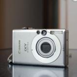 『記録が残っている分だけ、今までのカメラ』の画像