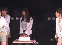 【AKB48】柏木由紀生誕祭、手紙は大川莉央&北原里英から!