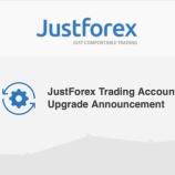 『JustForex(ジャストフォレックス)が、取引口座を大幅にアップグレード!スプレッドがより狭く、手数料もより安くなった!』の画像