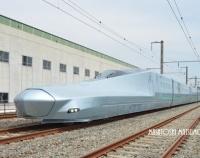 『JR東日本次世代新幹線試験車両E956形 ALFA-X』の画像
