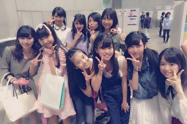 Team8のまとメイト , 倉野尾成美