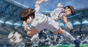 【キャプテン翼】第22話 感想 笛が鳴るまで試合は終わってない!