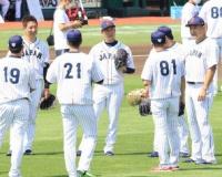 【朗報】阪神岩崎、ルーキーに声かけてもらって助けられる