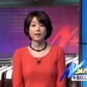 【速報】フジテレビ秋元優里アナのおっぱいがすごい