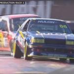 カローラ(AE86) vs シビック(CIVIC)のデッドヒートが話題に【Improved Production Car Championship 2017】【海外の反応】