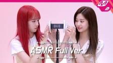 IZ*ONEユリ&ミンジュ&チェウォン&ウンビ「ティングルインタビュー」ASMR Full Ver. & 未公開映像