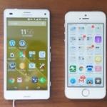 iPhoneとXperiaどっちがいいの?