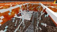 ネザーの旧溶岩採取所をリノベーション (4)