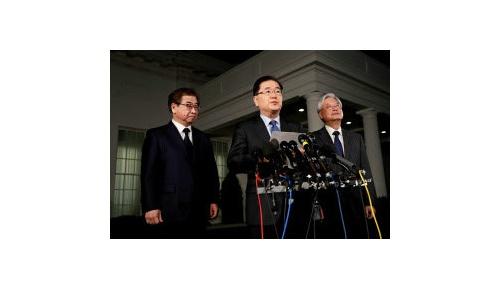 金正恩がトランプ大統領へ首脳会談の要請、5月までの実現で合意【アメリカ人らの反応】