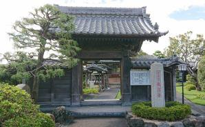 小泉八雲も訪れた寺院@焼津市