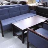 『中古応接セット入荷してます★ 【中古オフィス家具】』の画像