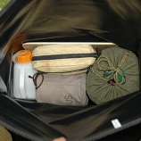 『AQA DRYサイドバッグ:パッキング考察』の画像