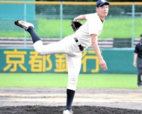京都大学に身長194cm&MAX149kmの投手が現れるwww