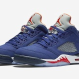 『【NDC Link】3/28 10:00 EDT Air Jordan 5 Retro Low 'Knics'』の画像
