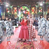 『最高すぎる!!大原櫻子×LiSA×欅坂46 FNS歌謡祭『サンタが街にやってくる』披露!!キャプチャまとめ!!!』の画像