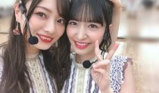 【乃木坂46】梅澤美波と金川紗耶、姉妹感あるな!