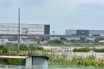 星田駅北の大規模開発工事のところにしっかり畑ある!〜開発あっても残ってる昔からみる田畑の景観〜