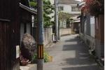 郡津3丁目の大きな不思議な岩~交野まちなみ日記No.36~