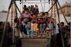 インドにある人力観覧車がヤバイ