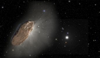 【衝撃】また太陽系の外から?急接近する奇妙な彗星を発見 2017年のオウムアムア以来