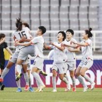 女子サッカー「中国vs韓国」の試合後のメディア合戦が酷いwww