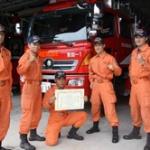 消防署員3人が後輩に暴行 地上5mのロープに宙吊りetc