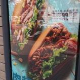 『【麥當勞】薑燒豬肉長堡 生姜焼きロングバーガー』の画像