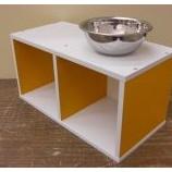『カラーボックスで作る「ままごとキッチン」がクオリティ高すぎる!!作り方など 1/2』の画像