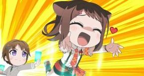【ガルパ☆ピコ~大盛り~】第8話 感想 お姉ちゃん召喚!【BanG Dream!】