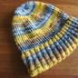 №162-8 Opalの糸で帽子 Hundertwasser2105
