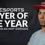 """【鉄拳7】パキスタン勢筆頭のArslan Ash、ESPNの選ぶ""""2019年ベストeスポーツプレイヤー""""に選ばれる。ビザ脆弱地域、EVOダブル制覇、eスポ界にパキスタンの名を刻んだ等の功績。"""