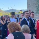 『ラドフォードさん と ルイス・フェネロさん ご結婚』の画像