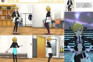 【ミリシタ】SR「*DIAMOND JOKER* 伊吹翼」(通常) 衣装紹介