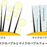 『光マイクロバブルとマイクロバブルフォーム(3550回記念)(9)』の画像