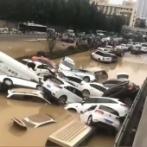 中国、鄭州の長さ4kmのトンネルが5分で冠水、6000人死亡か 深夜に何台ものトレーラーが遺体を運び出す