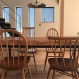 『大工の造った一枚板のテーブル~気になるお値段は!?~』の画像