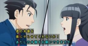 【逆転裁判】第2話 感想 ヒロイン初登場!即豚箱にぶちこまれるアニメ