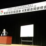 『兵庫県宅建協会東部地区合同研修会!!』の画像