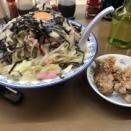 【福岡デカ盛り】井出ちゃんぽん 両方大盛り 筑紫野原田店
