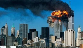 今日でアメリカ9.11同時多発テロ事件は17年が経つな